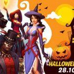 Акции, турниры и прочие сладости от Game-Revenue Хэллоуин